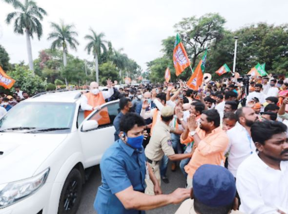 My Bharat News - Article SHAH FRAME