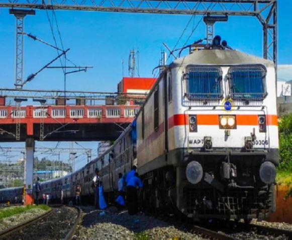My Bharat News - Article TRAIN 1