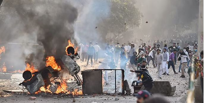 My Bharat News - Article हिंसा