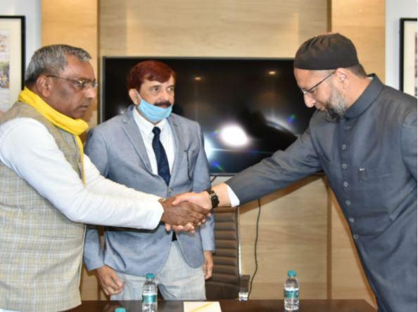 My Bharat News - Article owaisi1
