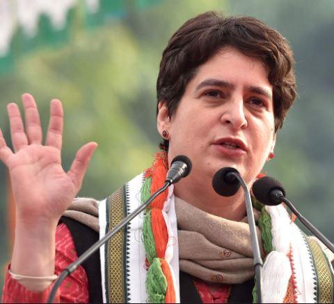 My Bharat News - Article महासचिव प्रियंका गांधी