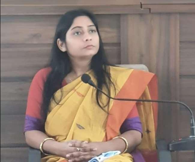 My Bharat News - Article 08 05 2021 mp sanghamitra maurya 21626999