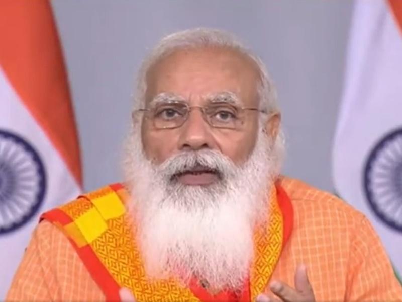 My Bharat News - Article 21 05 2021 modi 2021521 1203