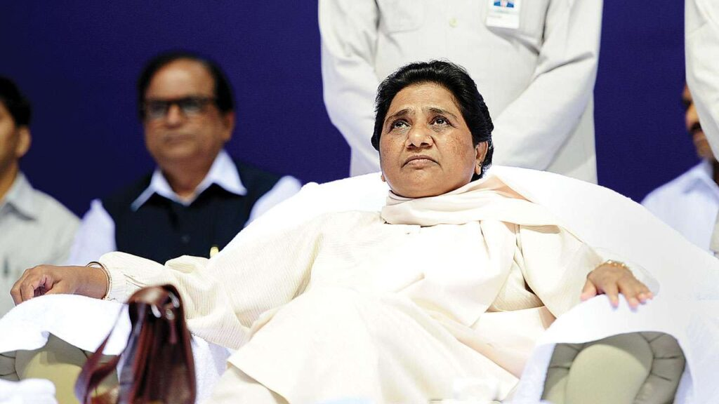 My Bharat News - Article 784994 mayawati 020119