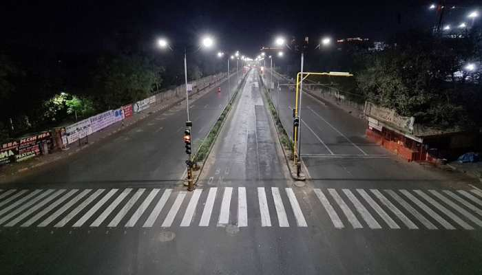 My Bharat News - Article 801691 night curfew in up