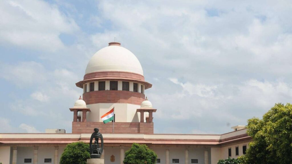 My Bharat News - Article 921433 supreme court of india