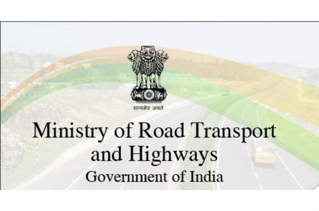 My Bharat News - Article MInistry of road transport