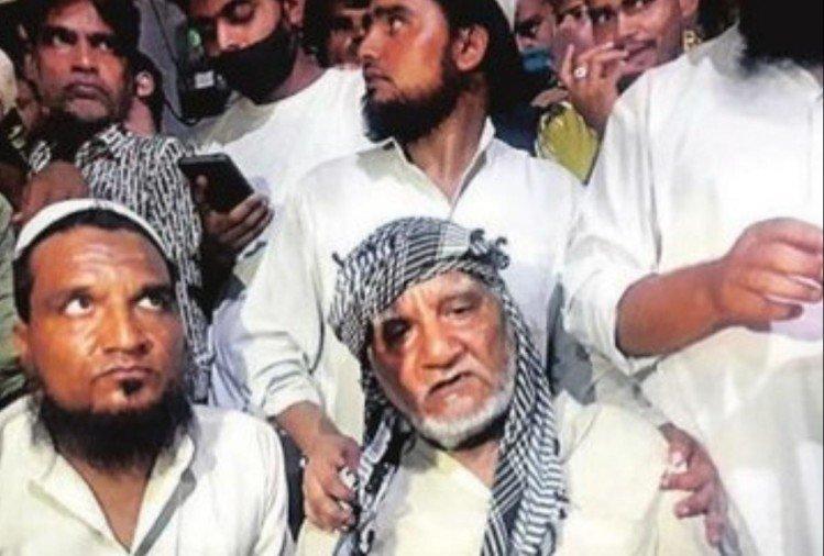 My Bharat News - Article loni man beaten beard cut 1623902538