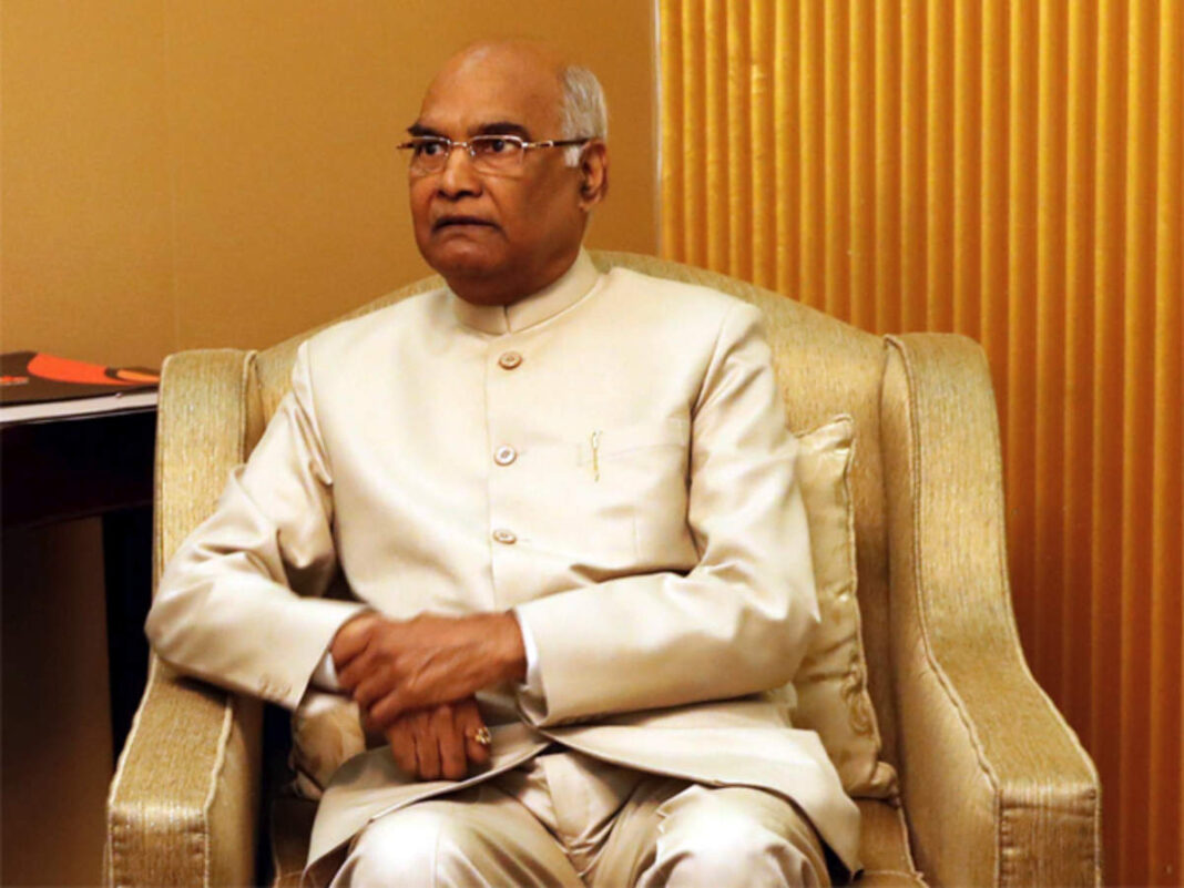 My Bharat News - Article why rss agreed on ram nath kovind as bjps choice for raisina hill