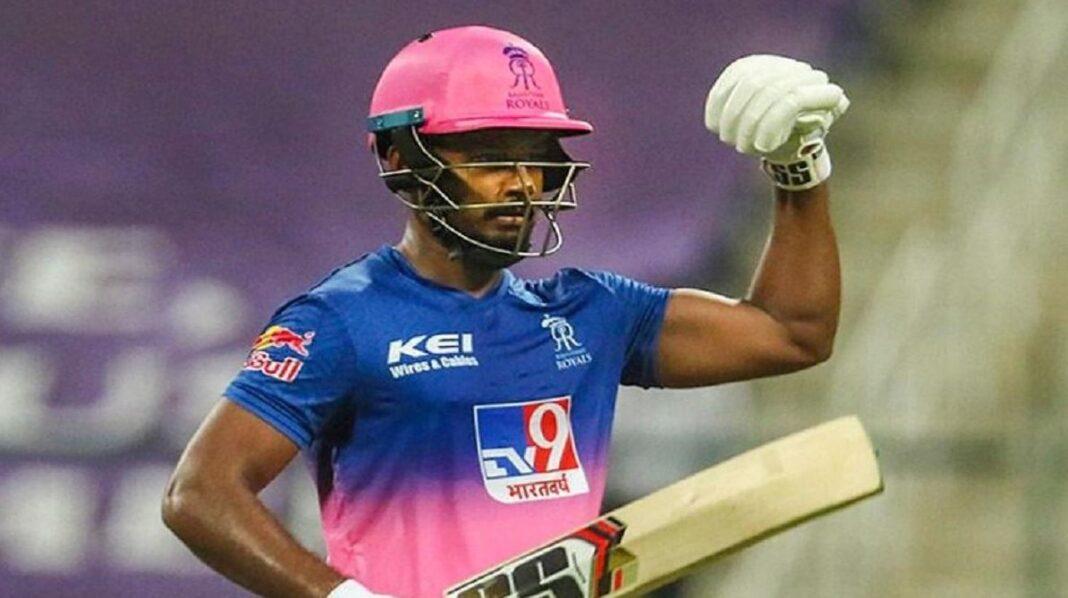 IPL 2021: राजस्थान रॉयल्स की जीत के बाद कप्तान संजु सैमसन पर लग गया जुर्माना