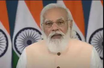 कोरोना योद्धाओं से बातचीत में PM Modi बोले-रिकॉर्ड टीकाकरण देख एक पार्टी को आया बुखार