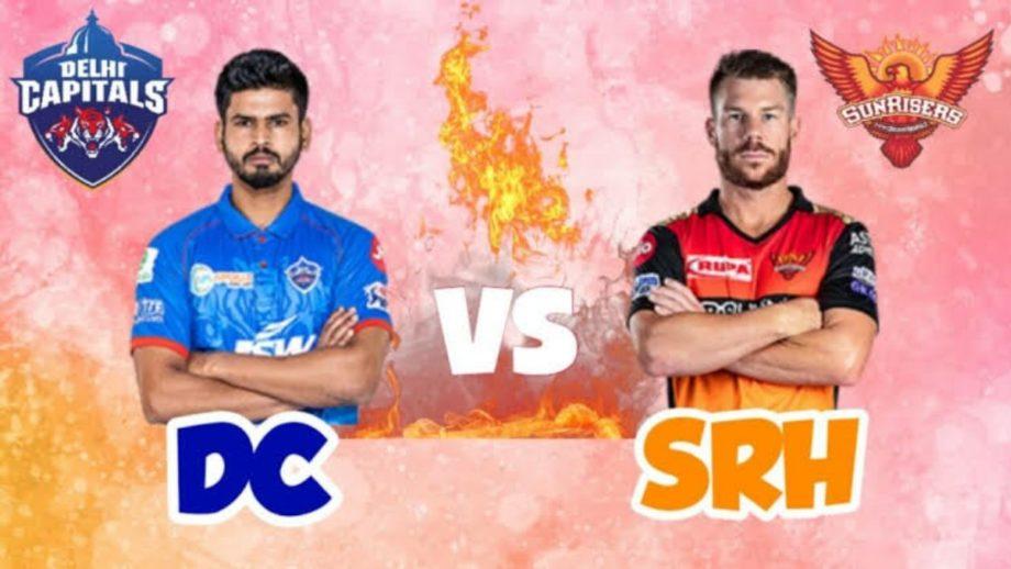IPL 2021: दिल्ली कैपिटल्स और सनराइजर्स हैदराबाद के बीच होगी आज मैदानी जंग